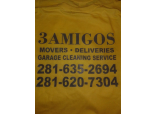 3 Amigos Movers and Deliveries