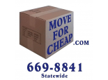 Move For Cheap