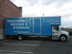 Teachers Moving Inc