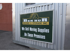 Ben Hur Moving and Storage