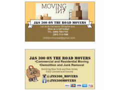 J&S 300 On The Road Movers