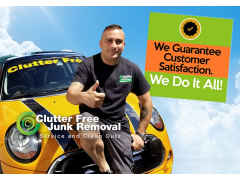 Clutter Free Junk Removal Service & Clean Outs