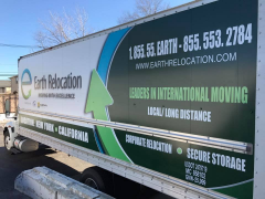 Earth Relocation