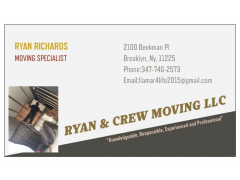 Ryan & Crew Moving