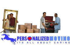 Personalized Moving, Inc.