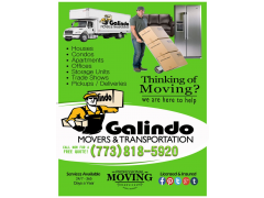 Galindo Movers & Transportation