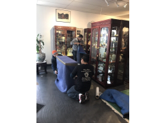 New Era Antiques and Fine Arts moving