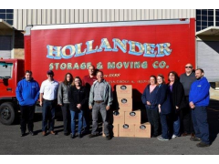 Hollander International Storage and Moving
