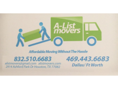 A-List Movers