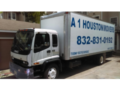 A 1 Houston Movers