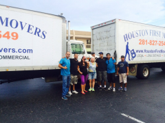 Houston First Movers