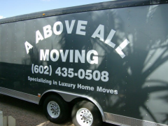 A Above All Moving Company