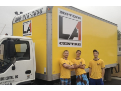 LA Long Distance Moving Centre