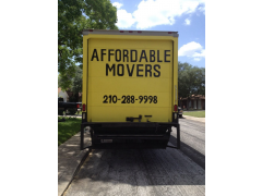 Affordable Movers Of San Antonio