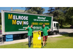 Melrose Moving Los Angeles