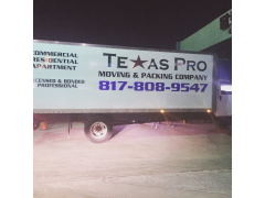 Texas Pro Moving and Packing Company