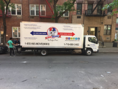 Great Moving Inc
