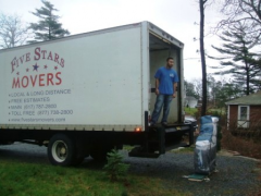 Five Stars Movers