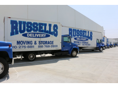 Russells Delivery Moving & Storage