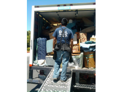 D&L Moving & Furniture Delivery