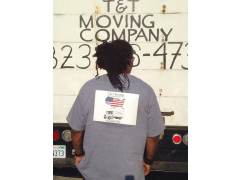 T & T Moving Co