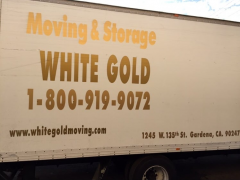 White Gold Moving and Storage