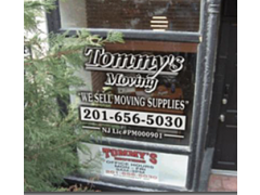 Tommy`s Moving