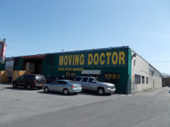 The Moving Doctor