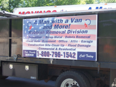A Man With A Van & More