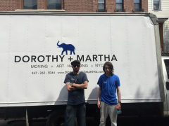 Dorothy + Martha Moving + Art Handling