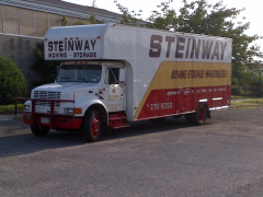 Steinway Moving and Storage