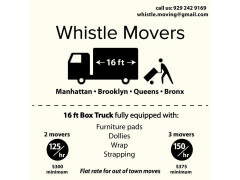 Whistle Movers