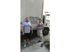 A&A Alliance Moving Inc