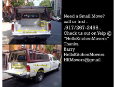 Hells Kitchen Movers