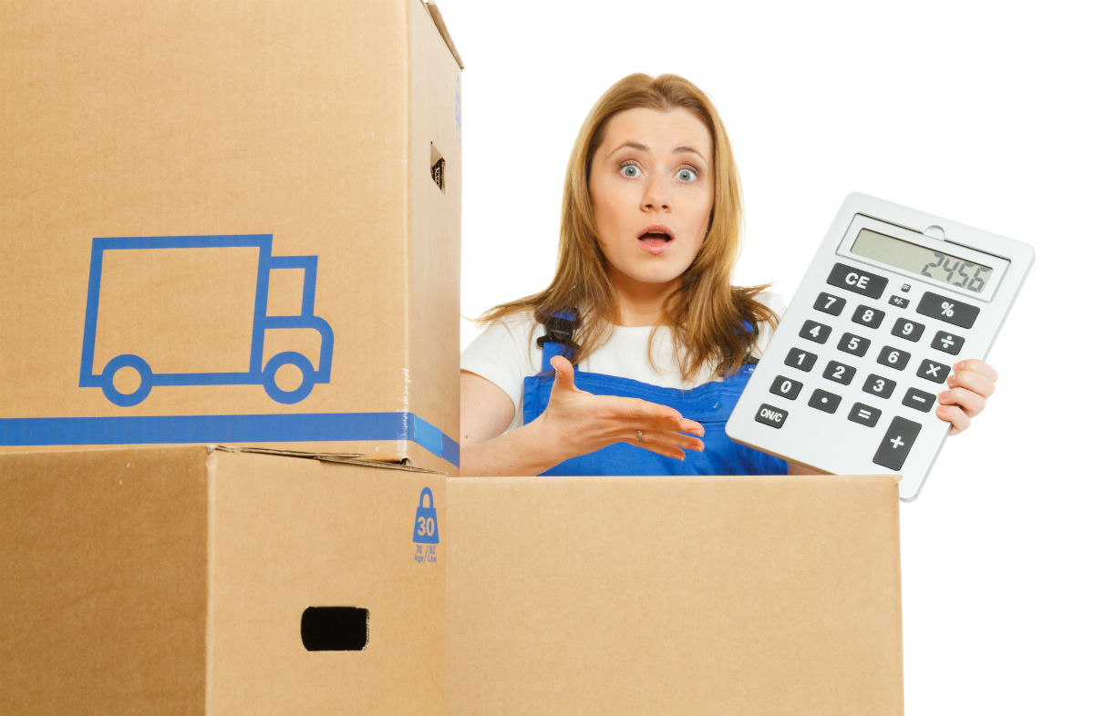 cost of hiring movers for local move