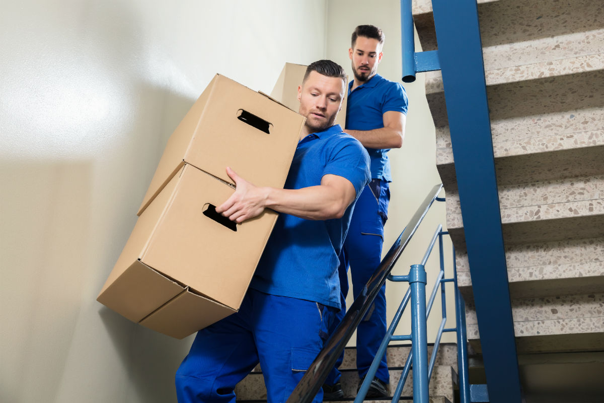how do moving companies work