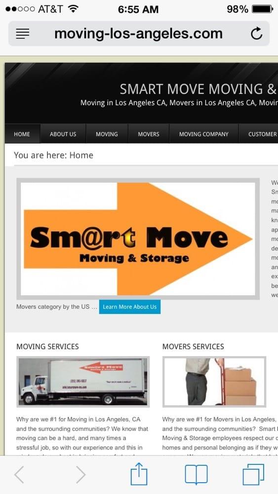 Smart Move Moving U0026 Storage